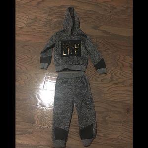 Toddler sweat suit | Felix Stitch